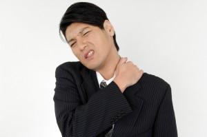肩首のキツイ痛み